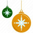 Colorful Baubles icon